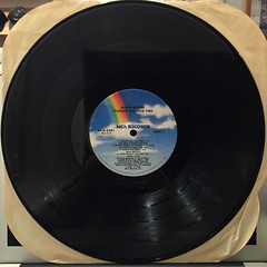 ALICIA MYERS:I FOOLED YOU THIS TIME(RECORD SIDE-A)