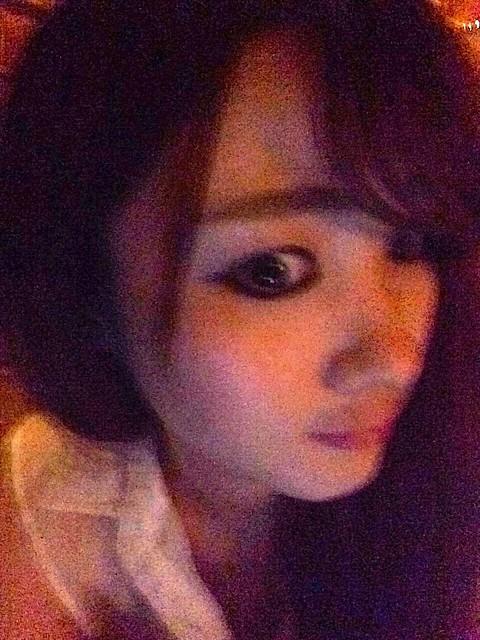 a girl:少女