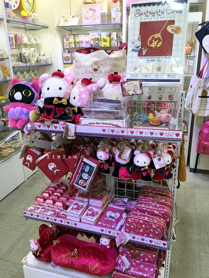 32 東京 原宿 表參道 KiddyLand 卡娜赫拉的小動物 PP助與兔兔 史努比 Snoopy Hello Kitty 龍貓 Totoro 拉拉熊 Rilakkuma 迪士尼 Disney