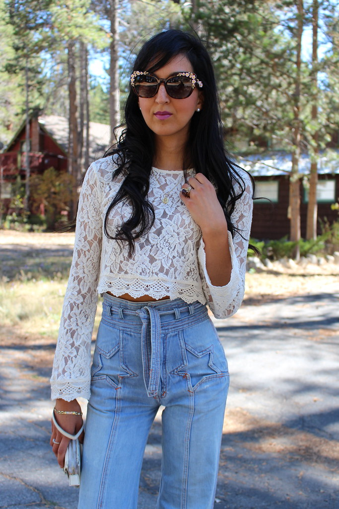 Flares and Lace 7