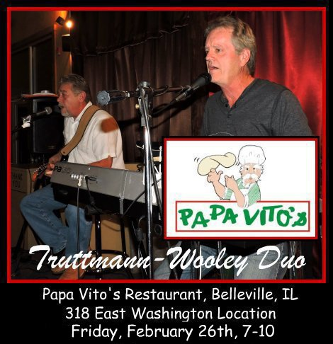 Truttmann-Wooley Duo 2-26-16