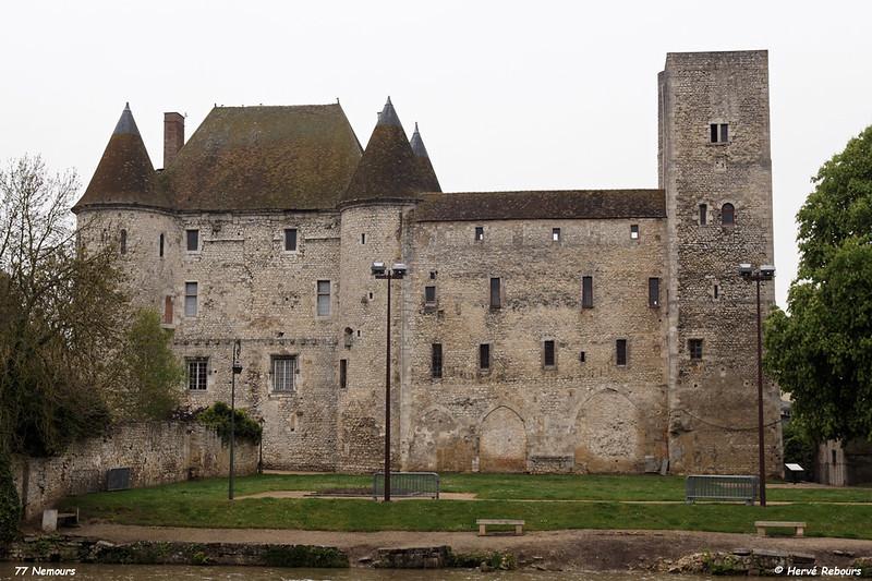 Castillo de Nemours