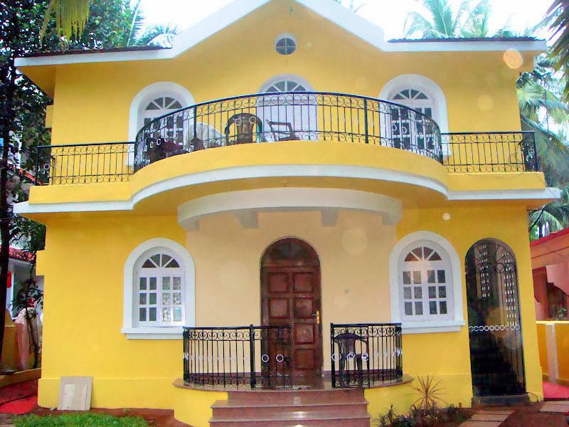Apartment in Calangute Goa -1 to 12 Pax (Ref-11160)