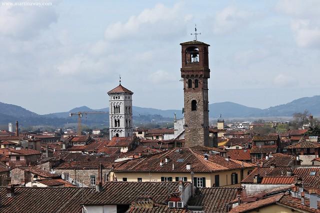 Lucca, weekend in Toscana