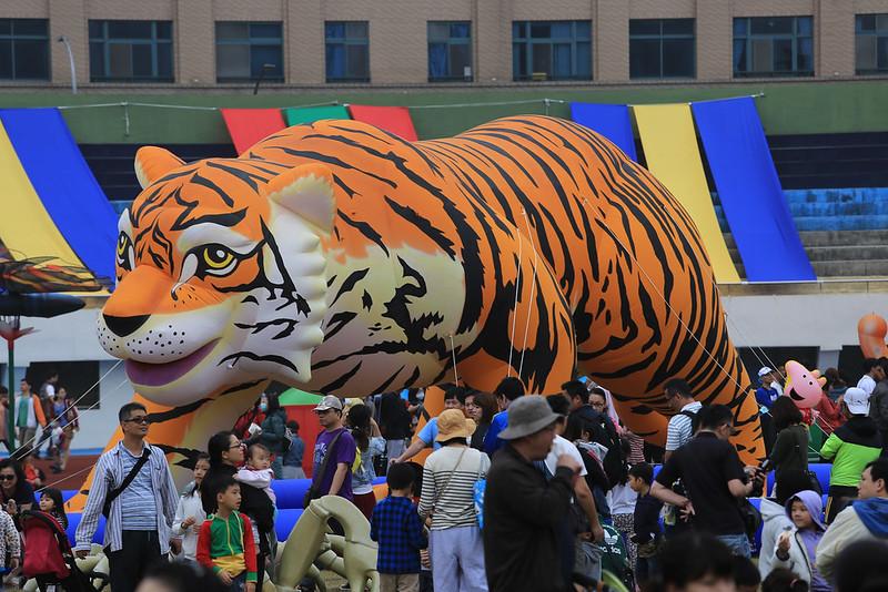 伊索動物園 - 孟加拉虎