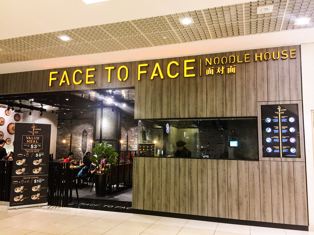 Face To Face Noodle House