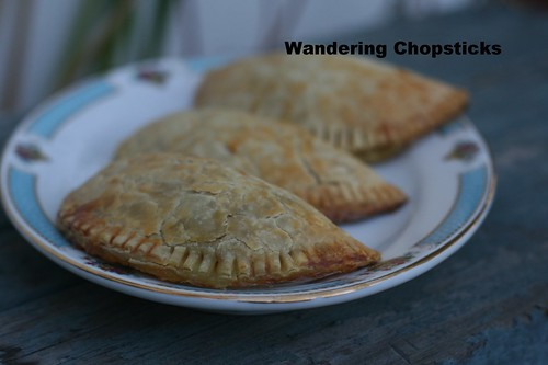 Pumpkin Pasties with Ground Beef, Onions, and Sage 10
