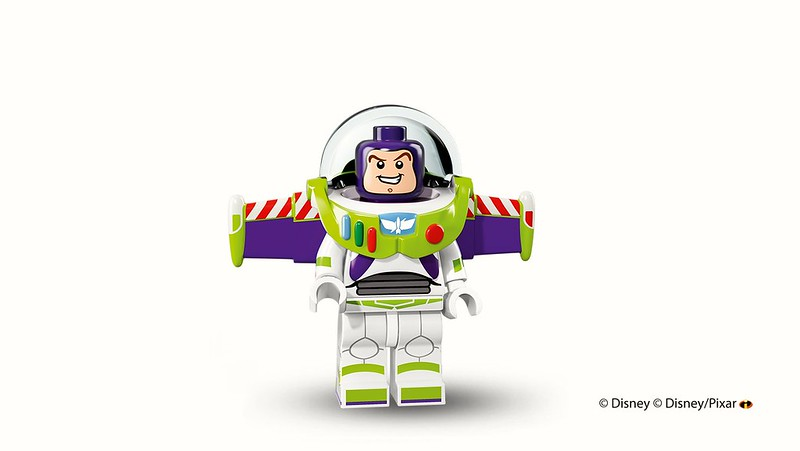 LEGO Disney Collectible Minifigures (71012) - Buzz Lightyear