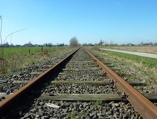 Spoorlijn - Railway
