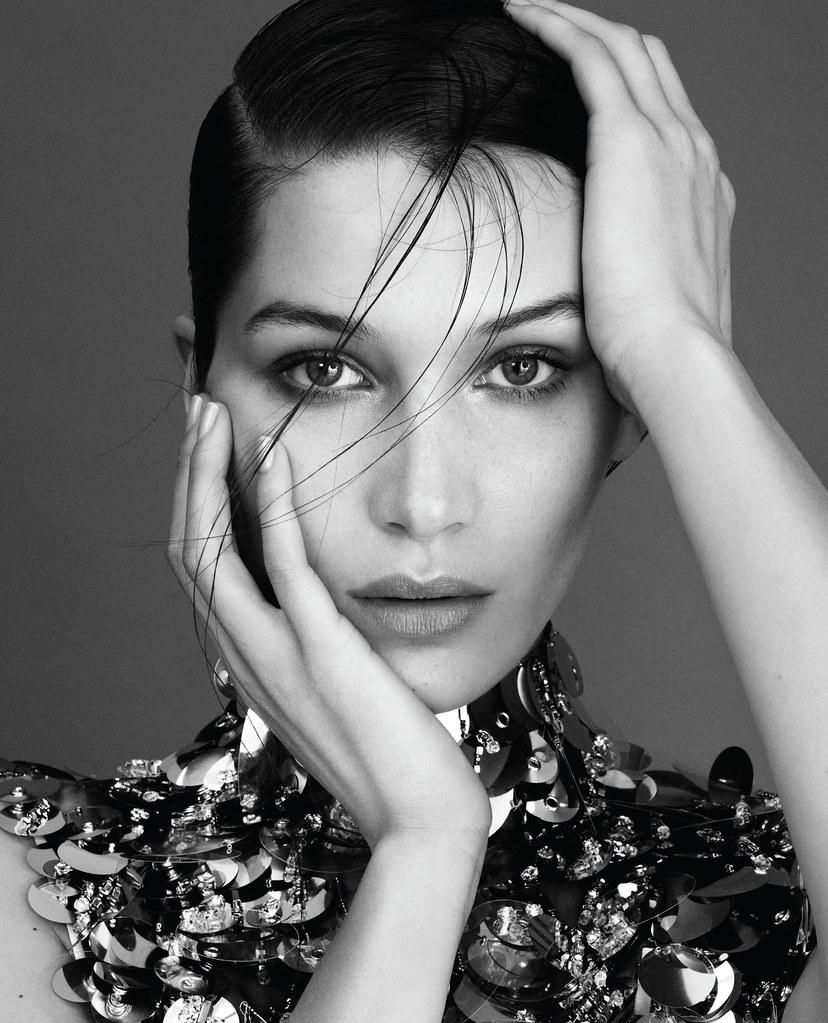 Белла Хадид — Фотосессия для «Harper's Bazaar» ES 2016 – 18