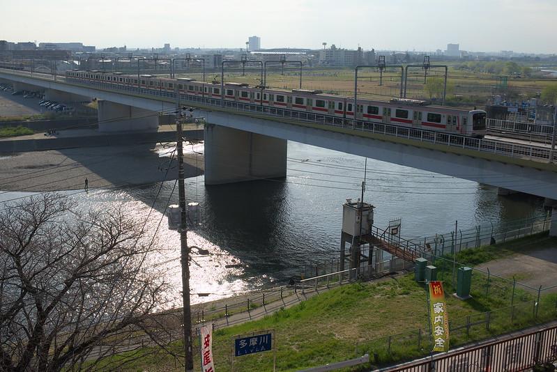 Tokyo Train Story 東急東横線 2016年3月26日