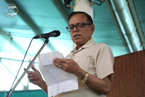Poem by Bhupinder Sethi from Sant Nirankari Colony, Delhi