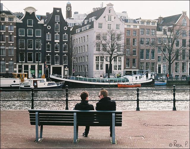 Holland - Amsterdam - Street 3