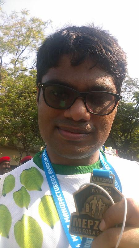 Half Marathon :)
