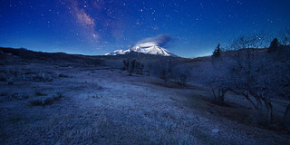 Milky Way over Mount Sopris