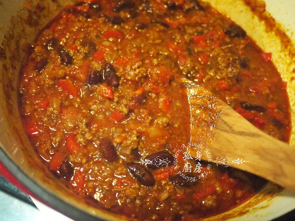 孤身廚房-墨西哥辣醬佐香米32