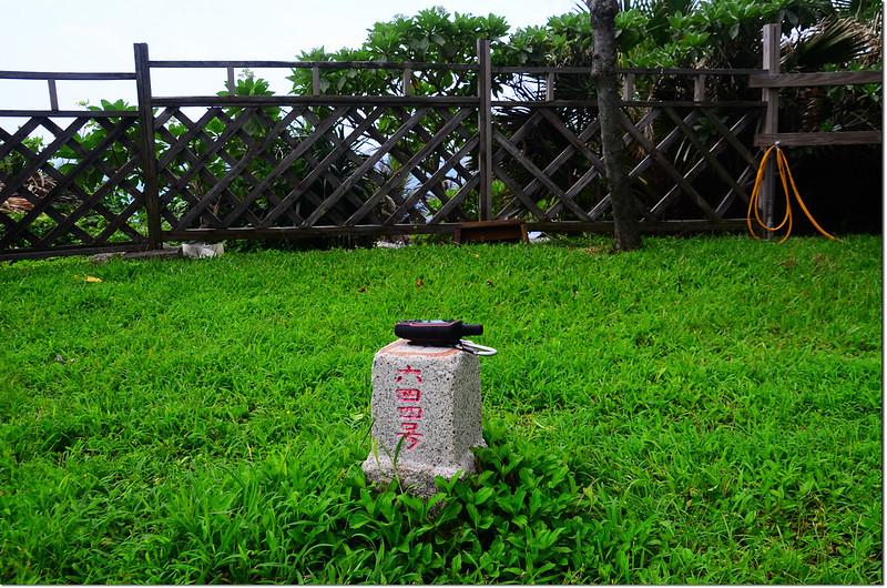 叭翁翁三等三角點(# 644 Elev. 17 m)