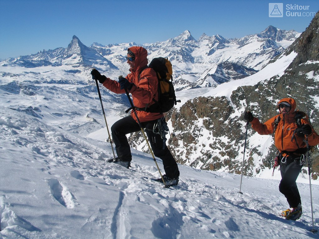 Strahlhorn Walliser Alpen / Alpes valaisannes Schweiz foto 22
