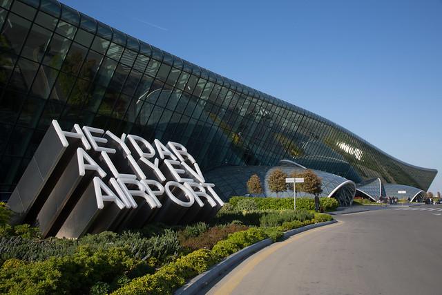Heydar Aliyev Airport, Baku