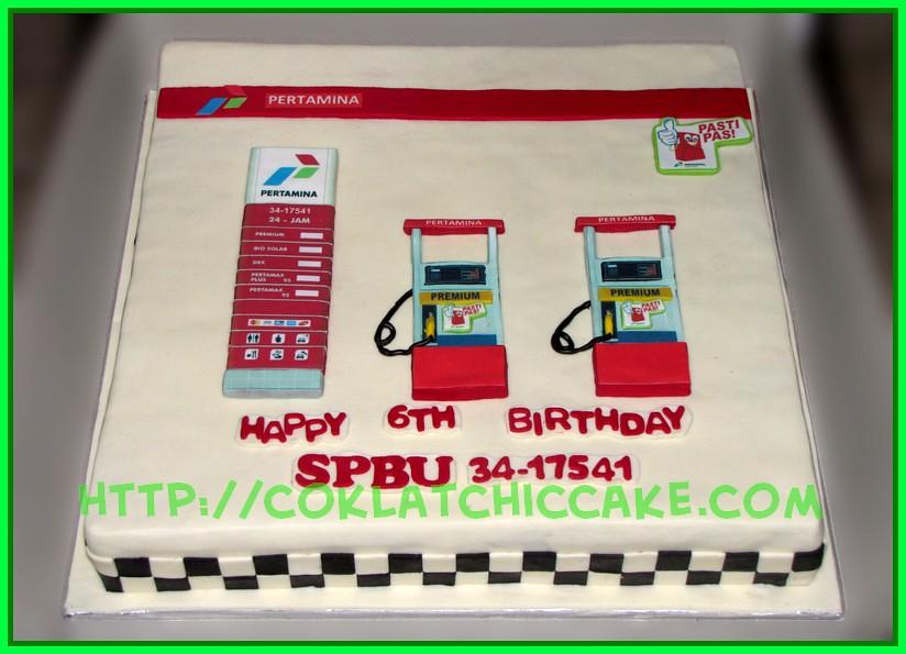 Cake SPBU