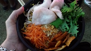 Satay Noodle Bowl from Turban Chopsticks at Night Noodle Markets