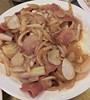 bacon and onions China
