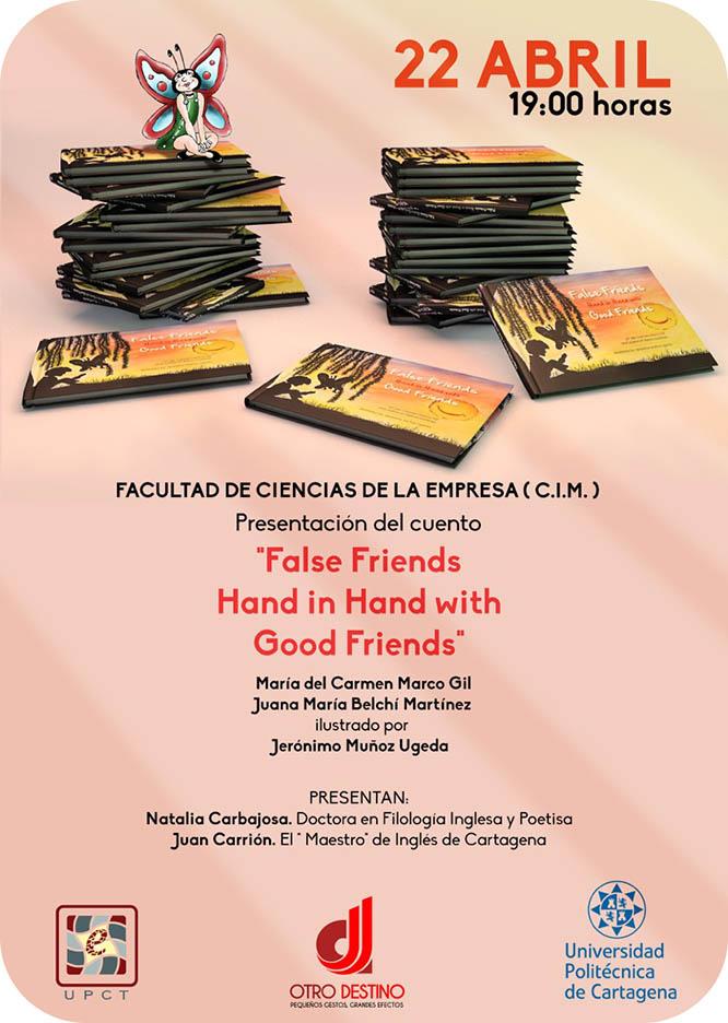 Aprender inglés con valores en la Universidad Politécnica de Cartagena