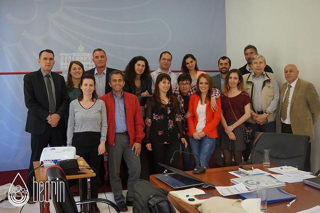 Tirana: workshop