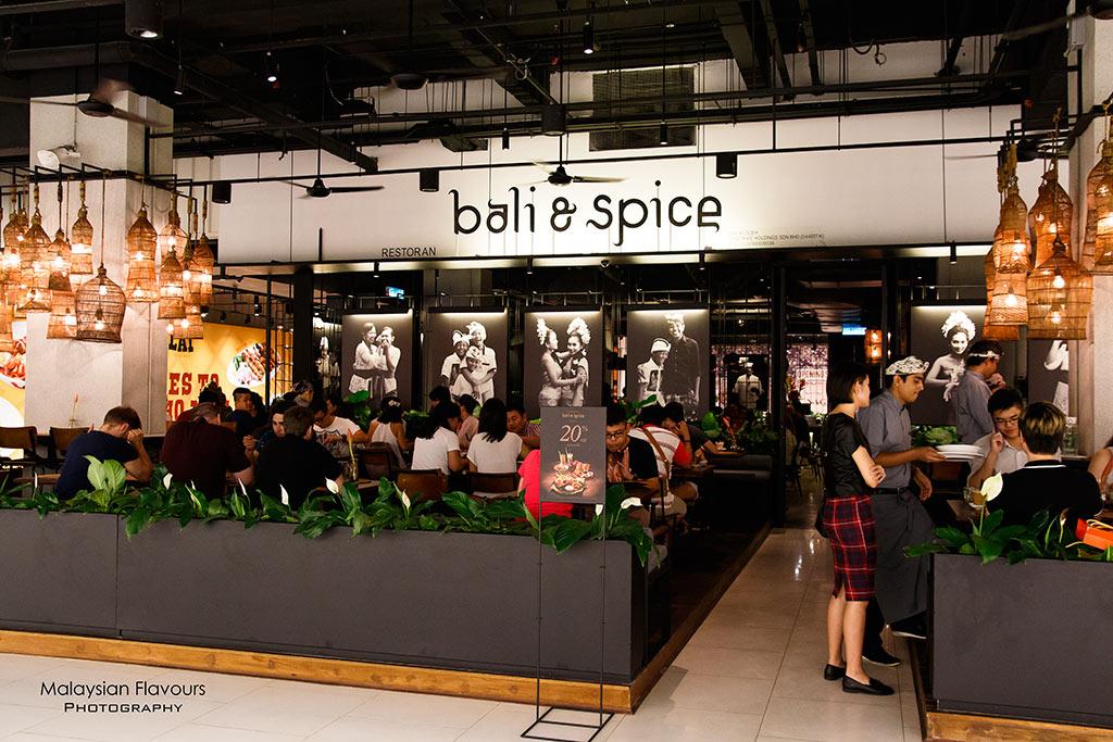 bali and spice damen subang jaya