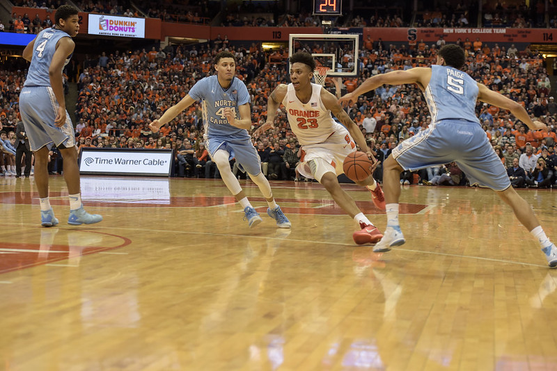 SU vs. North Carolina