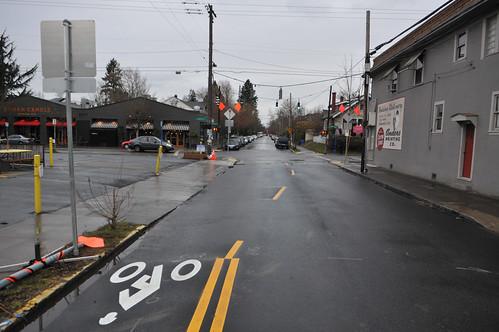 SE Clinton traffic diversion project-30