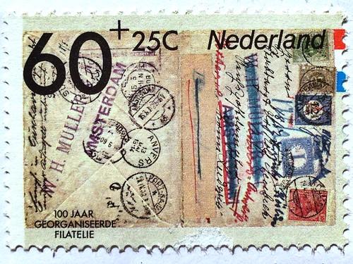 Nederlands stamp