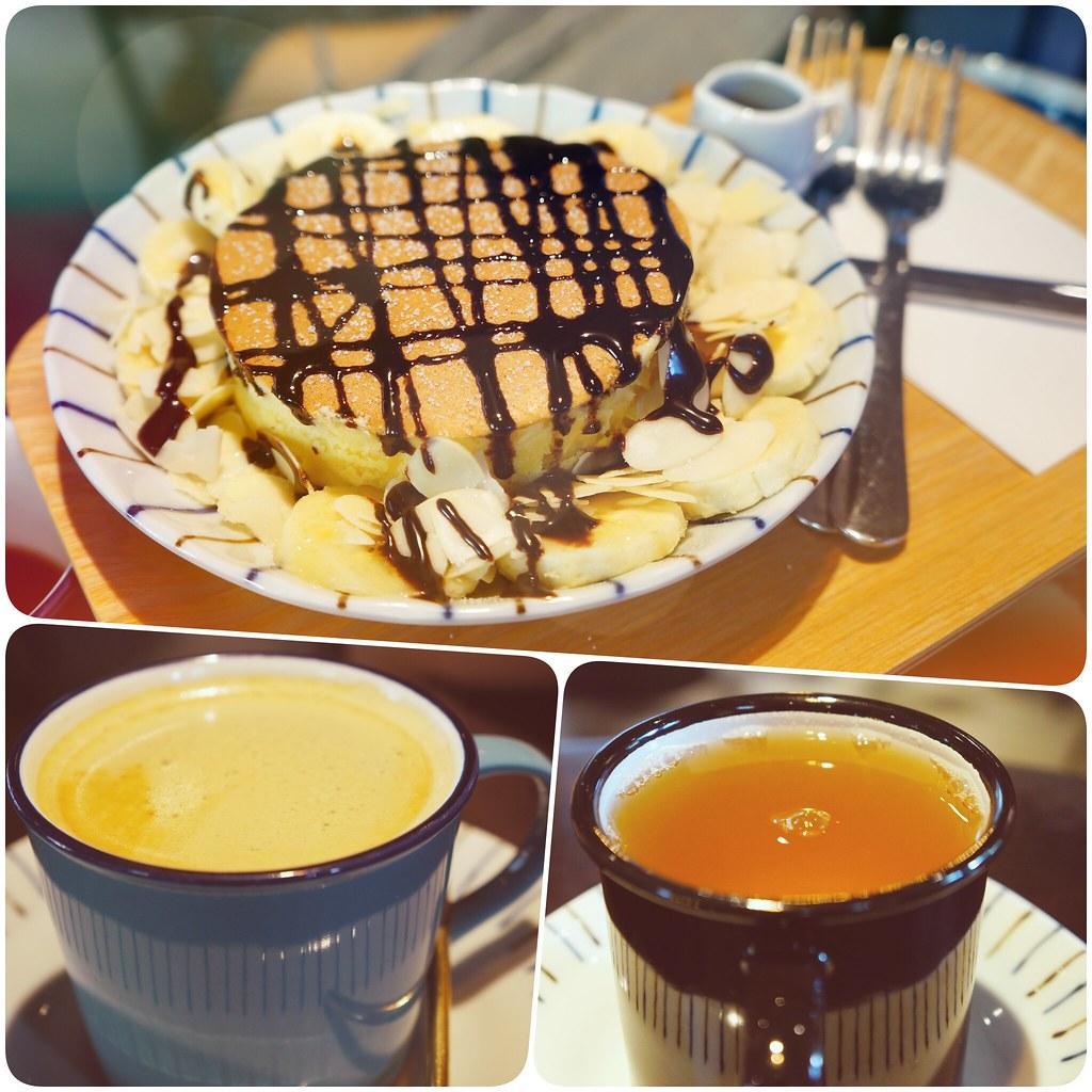 高雄-新興區-喜八咖啡店
