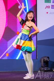 Sato Haruka in Japan Expo Thailand 2016
