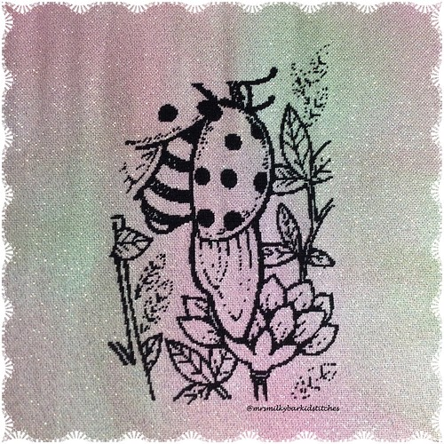 HAED QS Lady Bug WIP 3