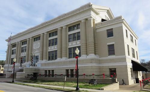 ga georgia lafayette courthouses walkercounty countycourthouses usccgawalker charlesebearden