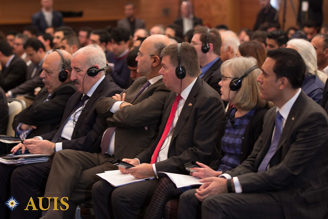 AUIS Conference on Economic Reforms