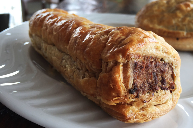 Sausage roll, Rustique
