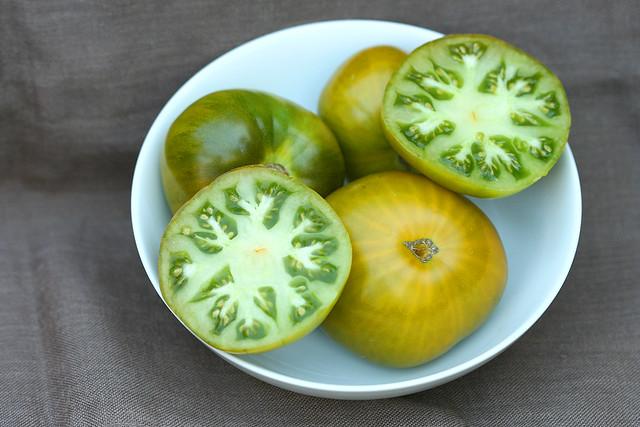 Tomato green moldovan