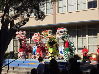 February 01-05 '16 Pacific Beach Middle School Multicultural Week