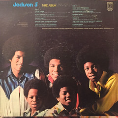 JACKSON 5:THIRD ALBUM(JACKET B)