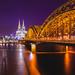 Beauty of Köln von Nafiz Ahmed