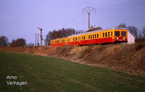 1999. TSP 4333, 732.10 en NMBS 4510 te Straimont