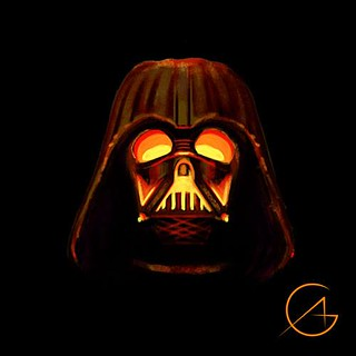 Darth Pumpkin 2