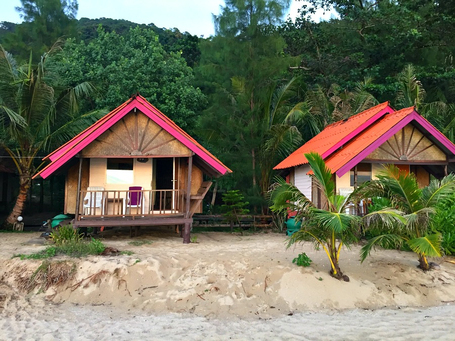 Rustic Cabins of White Sands Resort, Koh Chang