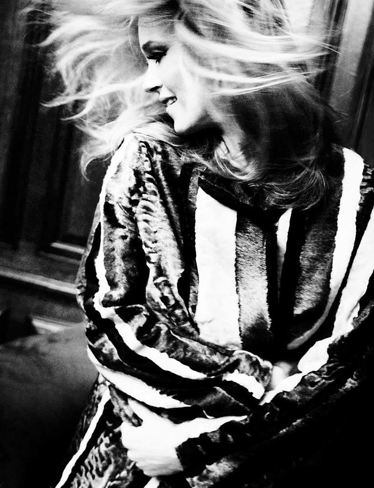Кейт Мосс — Фотосессия для «Vogue» IT 2016 – 8