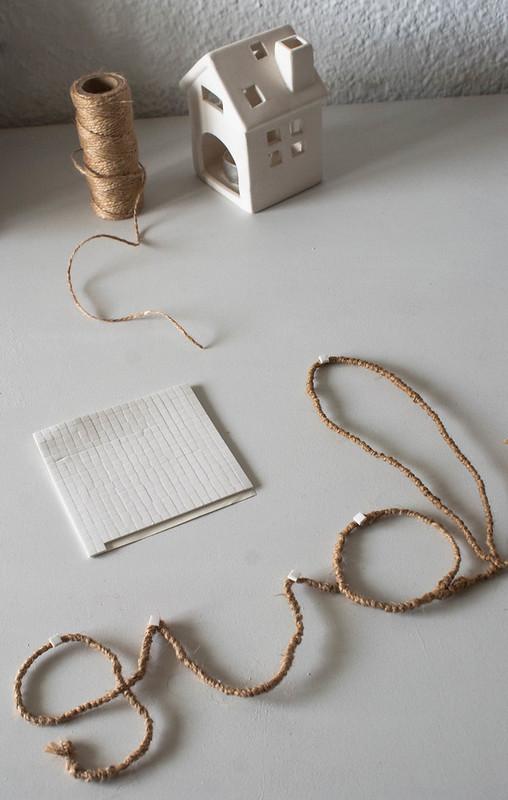 letras de cuerda diy