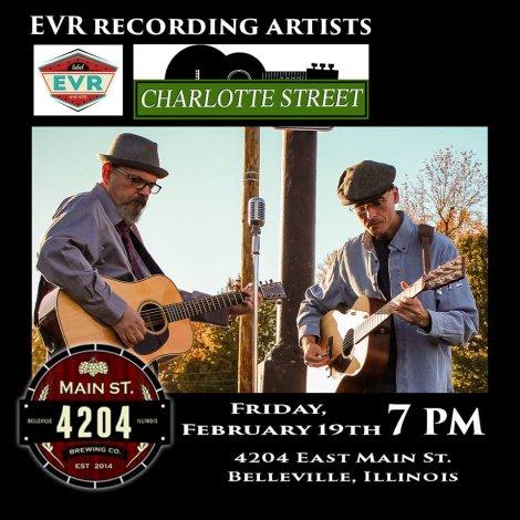 Charlotte Street 2-19-16