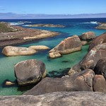 Elephant Rocks, William Bay National Park. Just outside of Denmark, Western Australia. This is for real. No filter, no fuss, no muss. Walk up, be blown away by nature, snap. Then put the camera away and take it all in. Or reverse the order.