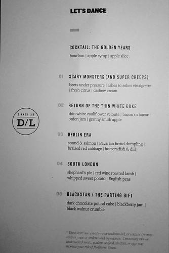 DinnerLab Menu, 2016-02-19